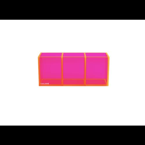 Coloré Organizer - Neon Pink