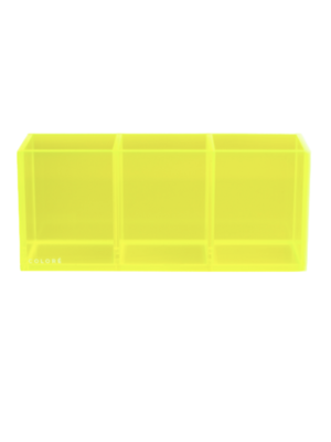 Coloré Organizer - Neon Yellow