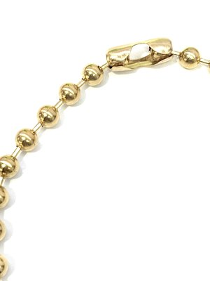 Atelier SYP 18K Ball Oversized Ball Chain