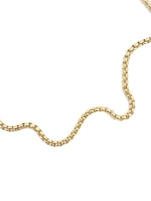 Atelier SYP 18K Box Chain Necklace