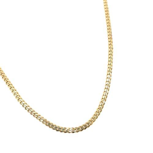Atelier SYP 18k Slim Curb Necklace