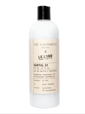 The Laundress Le Labo Santal 33 Signature Detergent