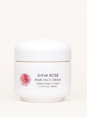 Shiva Rose Pearl Rose Face Cream
