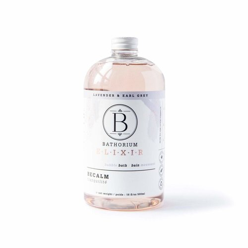 Bathorium Elixir Bubble Bath 500ml BeCalm