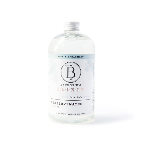 Bathorium Elixir Bubble Bath 500ml BeRejuvinated