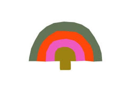 Rainbo Mushrooms