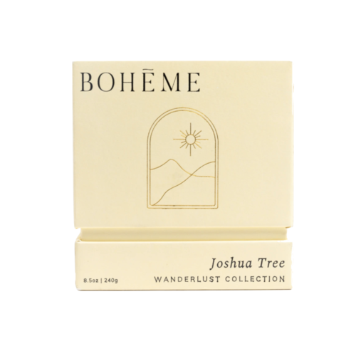 Bohēme Fragrances Joshua Tree Candle