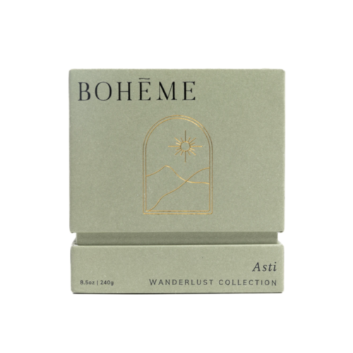 Bohēme Fragrances Asti Candle