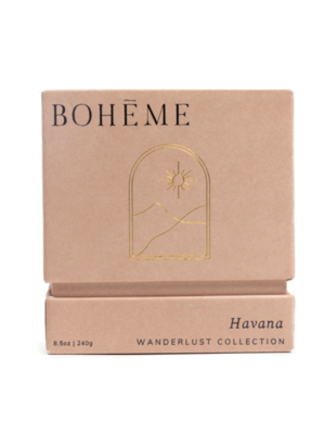 Bohēme Fragrances Havana Candle