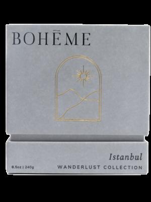 Bohēme Fragrances Istanbul Candle