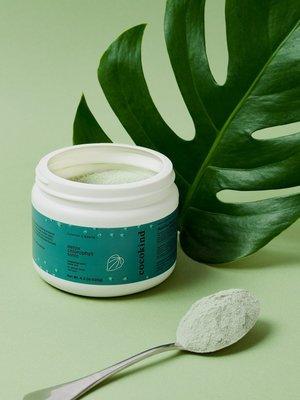 Cocokind detox chlorophyll tonic jar, 15 oz