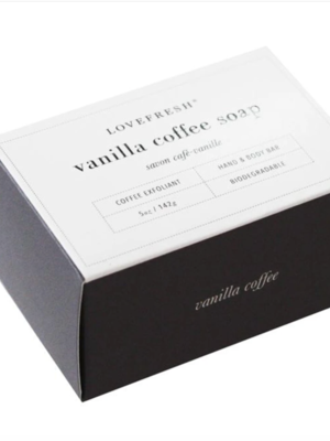 LoveFresh LoveFresh Vanilla Coffee Soap