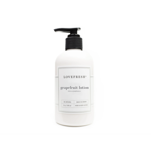 LoveFresh Grapefruit Hand & Body Lotion
