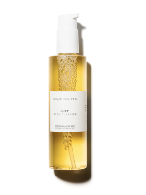 Sade Baron Luft Fragrance Free Body Wash