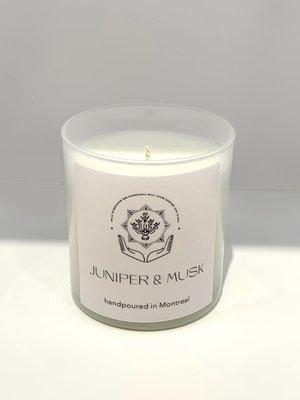 Juniper & Musk Candle