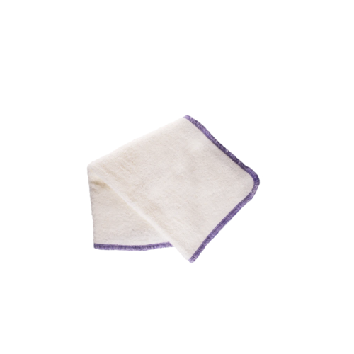Living Libations Organic Hemp Face Cloth