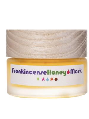 Living Libations Frankincense Honey Mask