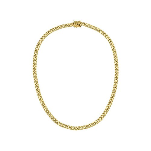 "Lili Claspe Celine Curb Link Chain Smooth 16"""