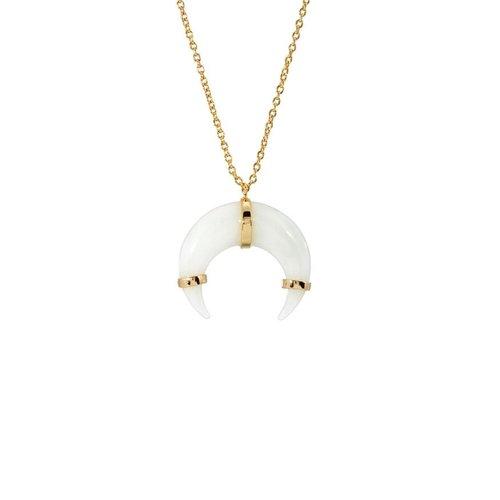 Lili Claspe Hendrix Necklace Jade