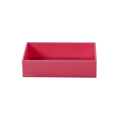 Coloré Medium Tray - Pink