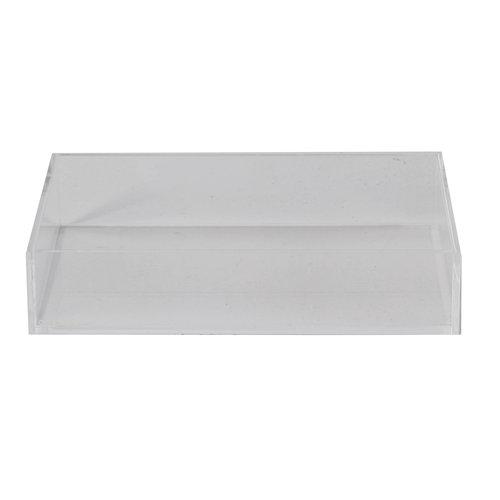 Coloré Large Tray - Clear