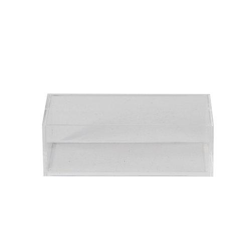 Coloré Medium Tray - Clear