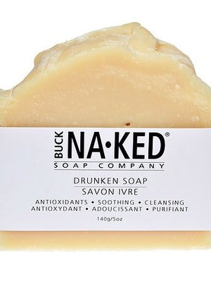 Buck Naked Soap Company Drunken Soap