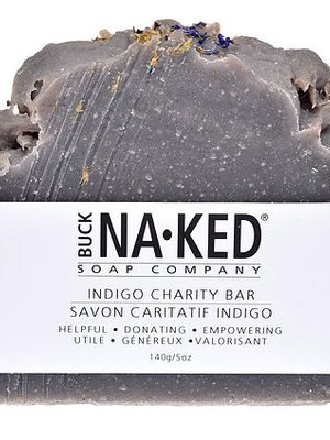 Buck Naked Soap Company Indigo Soap