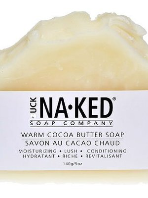 Buck Naked Soap Company Warm Cocoa Butter Soap