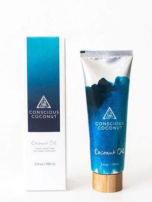 Conscious Coconut Organic Coconut Oil