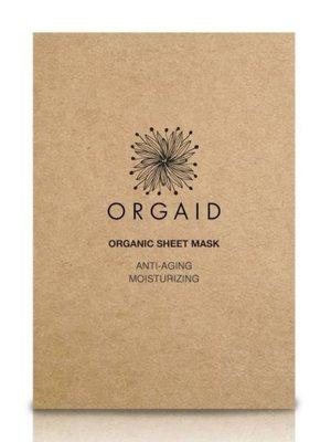 Orgaid Orgaid Anti-Aging Sheet Mask