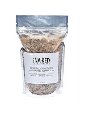 Buck Naked Soap Company Coffee Dead Sea Salt Soak