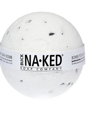 Buck Naked Soap Company Lavender & Rosemary Bath Bomb