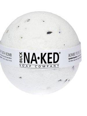 Buck Naked Soap Company Lavender & Rosemary Bath Bomb