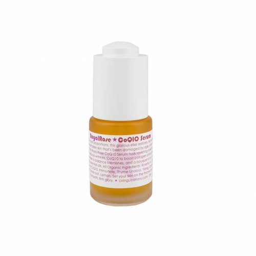 Living Libations Royal Rose CoQ10 Serum