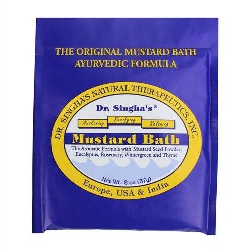 Dr. Singha Dr. Singha Mustard Bath