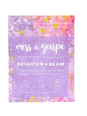 Miss De Gaspé Brighten & Beam Mask