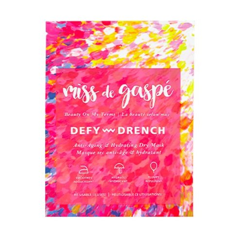 Miss De Gaspé Defy & Drench Mask