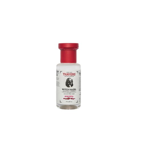 Thayers Rose Petal Witch Hazel Toner (Travel)