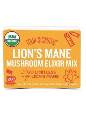 Four Sigmatic Lion's Mane Mushroom Elixir Mix