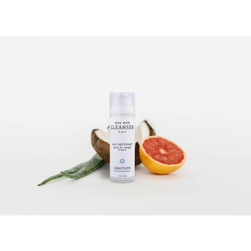 Graydon Aloe Milk Cleanser
