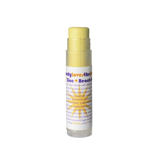Living Libations Everybody Loves the Sunshine Lip Balm