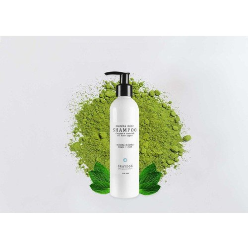 Graydon Matcha Mint Shampoo