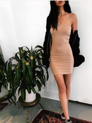 C'est Moi Tube Slip Dress