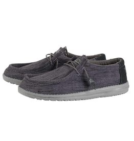 Hey Dude Hey Dude Mens Wally Woven Carbon