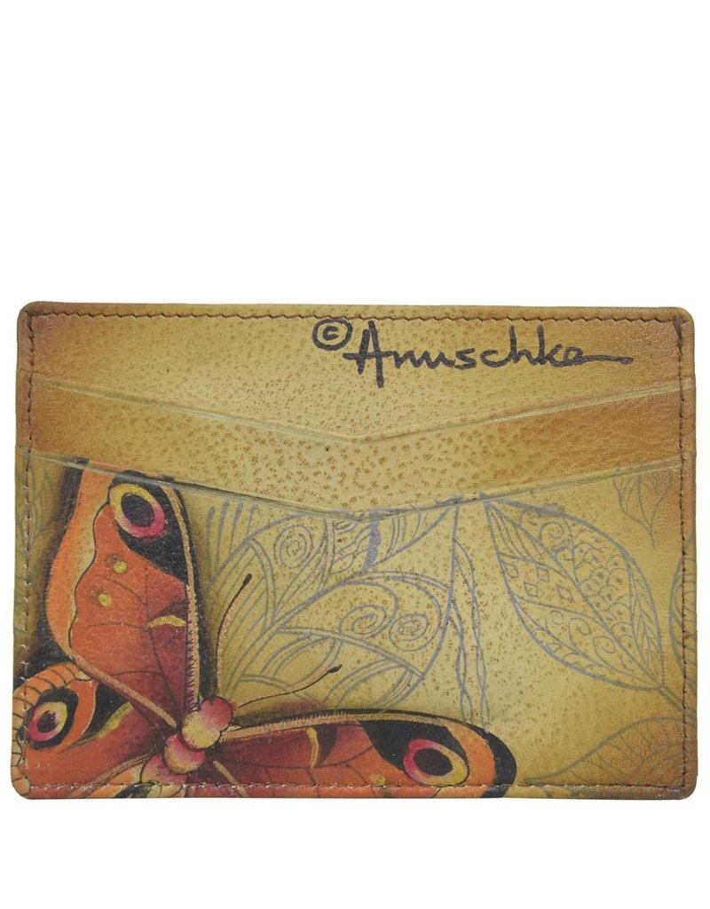 Anuschka Anuschka Credit Card Case Earth Song 1032-EST