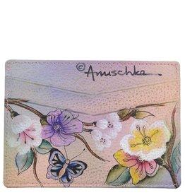 Anuschka Anuschka Credit Card Case Japanese Gardens 1032-JPG