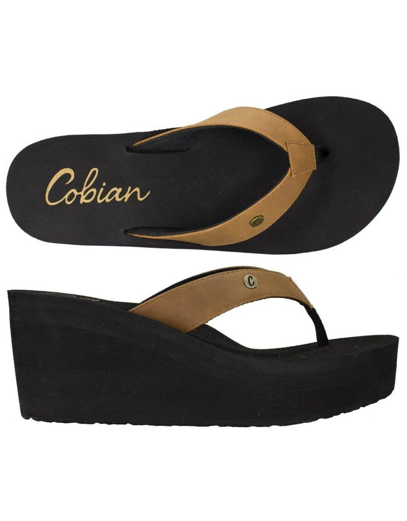 Cobian Cobian Womens Lanai Brown