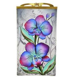 Anuschka Anuschka Double Eyeglass Case Floral Fantasy 1009-FFY