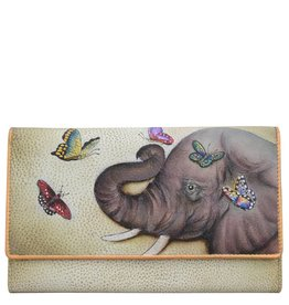 Anuschka Anuschka MultiPockets Wallet Gentle Giant 1043-GTG